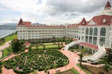 Hong Kong Disneyland Hotel