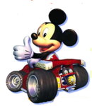 Mickey MSUSA Render