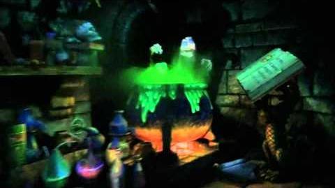 Snow White's Adventures Dark Ride Complete POV Tokyo Disneyland Japan