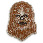 Chewbacca Star Wars Pin