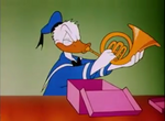 Donald Duck the clock watcher 1945 screenshot 10