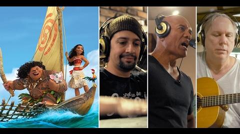 The Magic Makers Behind the Music of Moana