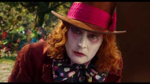Alice Through The Looking Glass clip - Tea & Time
