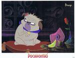 Disney's Pocahontas - Original Lobby Card - 5