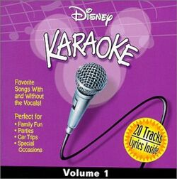 Disney karaoke volume 1