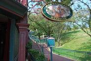 Disneyland Railroad Paris Fantasyland Station