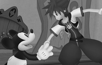 Sora&MickeyPasado