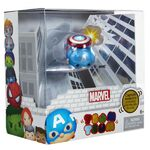 Captain America Metallic Tsum Tsum