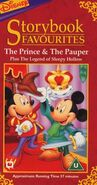 Storybook favourites the prince and the pauper