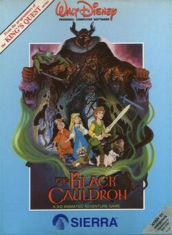 Black Cauldon Video Game