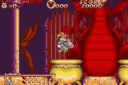 Disney's Magical Quest 2 Starring Mickey and Minnie Boss Level 2