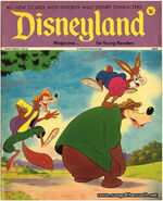 Disneyland magazine 96