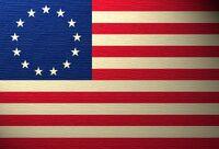 Original United States Flag