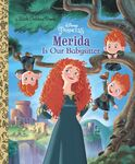 Disney Princess Merida is Our Babysitter