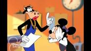 Minnie crying