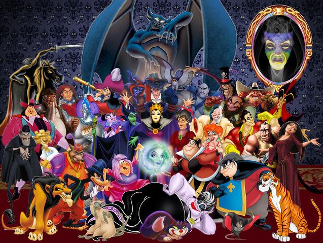File:Walt Disney Villains.jpg