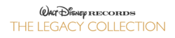 Walt Disney Records, The Legacy Collection logo