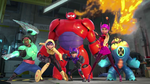 Big Hero 6 - team