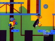 Darkwing in a video game