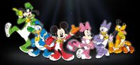 King Robot Mickey and Friends