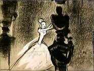 Cinderella - Dancing on a Cloud Deleted Storyboard - 8