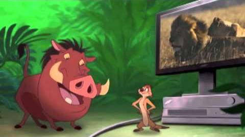 Wild About Safety with Timon & Pumbaa Safety Smart At Home! Trailer