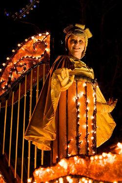 Golden Harp DLP