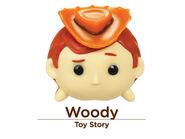 Woody Tsum Tsum Vinyl Figure
