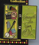 Disney pin 2009 kermit locker 2