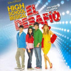 HSM El Desafio CD