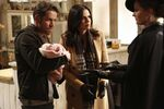 Once Upon a Time - 5x10 - Broken Heart - Released Image - Robin, Regina, Baby and Zelena