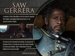 Saw Gerrera Profile