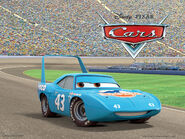 King-Pixar-Cars-Wallpaper