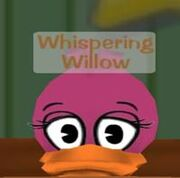 Whisping Willow