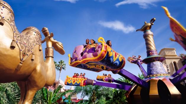 The Magic Carpets Of Aladdin Disney Wiki Fandom