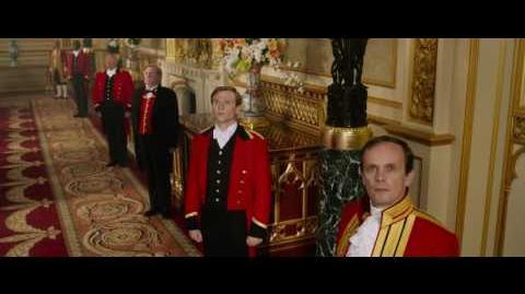 """The BFG Clips """"The BFG Visits Buckingham Palace"""""""