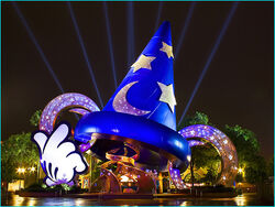 The Sorcerer's Hat at DHS