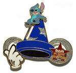 WDW - Stitch's Action Adventure (Sorcerer's Hat)