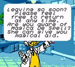 Ludwig Mickey's Racing Adventure Dialogue 6