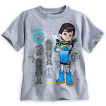 Miles from Tomorrowland t-shirt