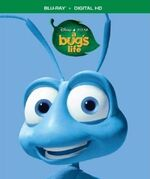 A Bug's Life Blu-ray Rerelease