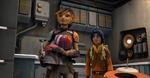 Ezra and sabine