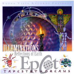 Illuminations Reflections of Earth Tapestry of Dreams (2001 CD)