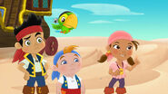 Jake &crew- Treasure of the Pirate Mummy's Tomb