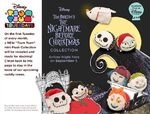 The Nightmare Before Christmas Tsum Tsum Tuesday