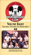 The mickey mouse club volume 8