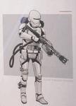 Flame Thrower Trooper Art