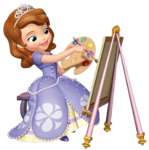 Princess Sofia Render 2