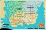 Zootopia-Transit-Map