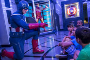 Captain America Avengers Academy 1